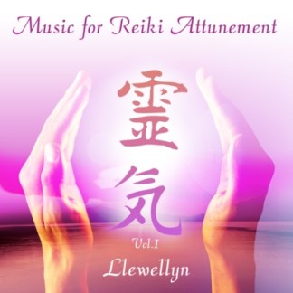 Music For Reiki Attunement - New Age CD