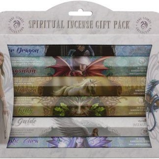 Spiritual incense gift pack by Anne stokes Brand ANNE STOKES