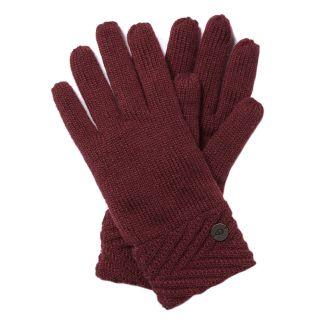 Maria Knit Glove - Wildberry