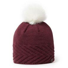 Maria Knit Hat - Wildberry
