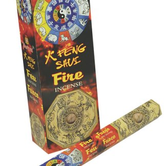 1 Pack Of Feng Shui Fire Incense Sticks By Parimal