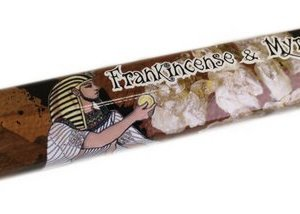 Dawn of Time Incense Sticks: Frankincense & Myrrh