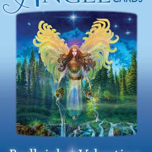 Angel Tarot Cards A 78-Card Deck and Guidebook Cards – 4 Sept. 2018 by Radleigh Valentine (Author)