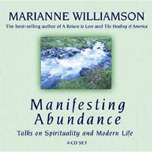 Manifesting Abundance Audio CD