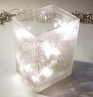 White square vase 3