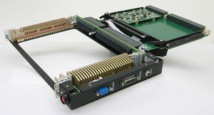 6U-Conduction-Cooled-VPX-Extender