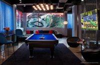 Hotel Modera Game Room - Dawson Design Associates ...