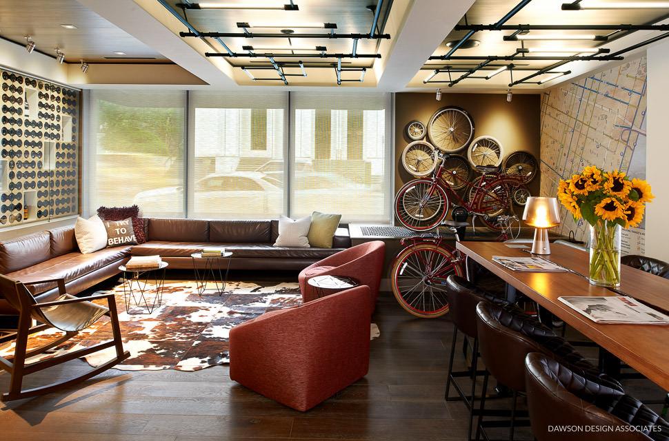 Hotel Vintage Portland Dawson Design Associates Hospitality