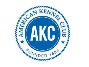 AKC Logo Blue 1 - Female English Labradors in Missouri