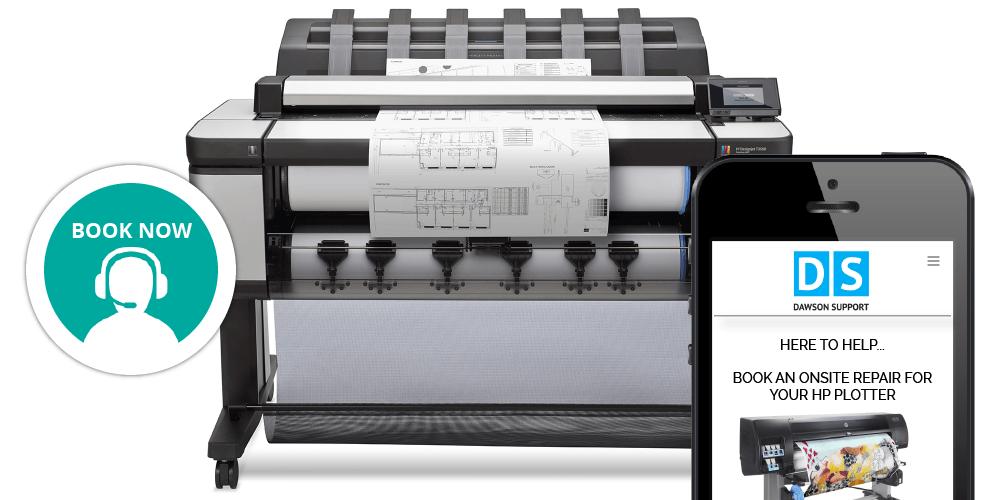 HP Designjet Printer repair