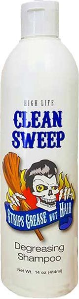 High Life Clean Sweep Shampoo
