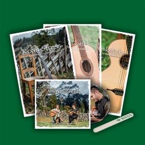 DAXN-Gitarren-Packerl