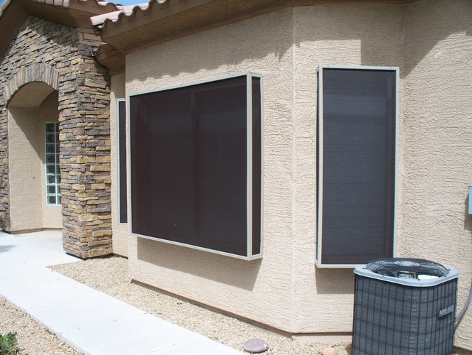 Sun Control  Security Products by Day Star Screens  Golf