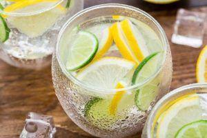 Alkalizing drink