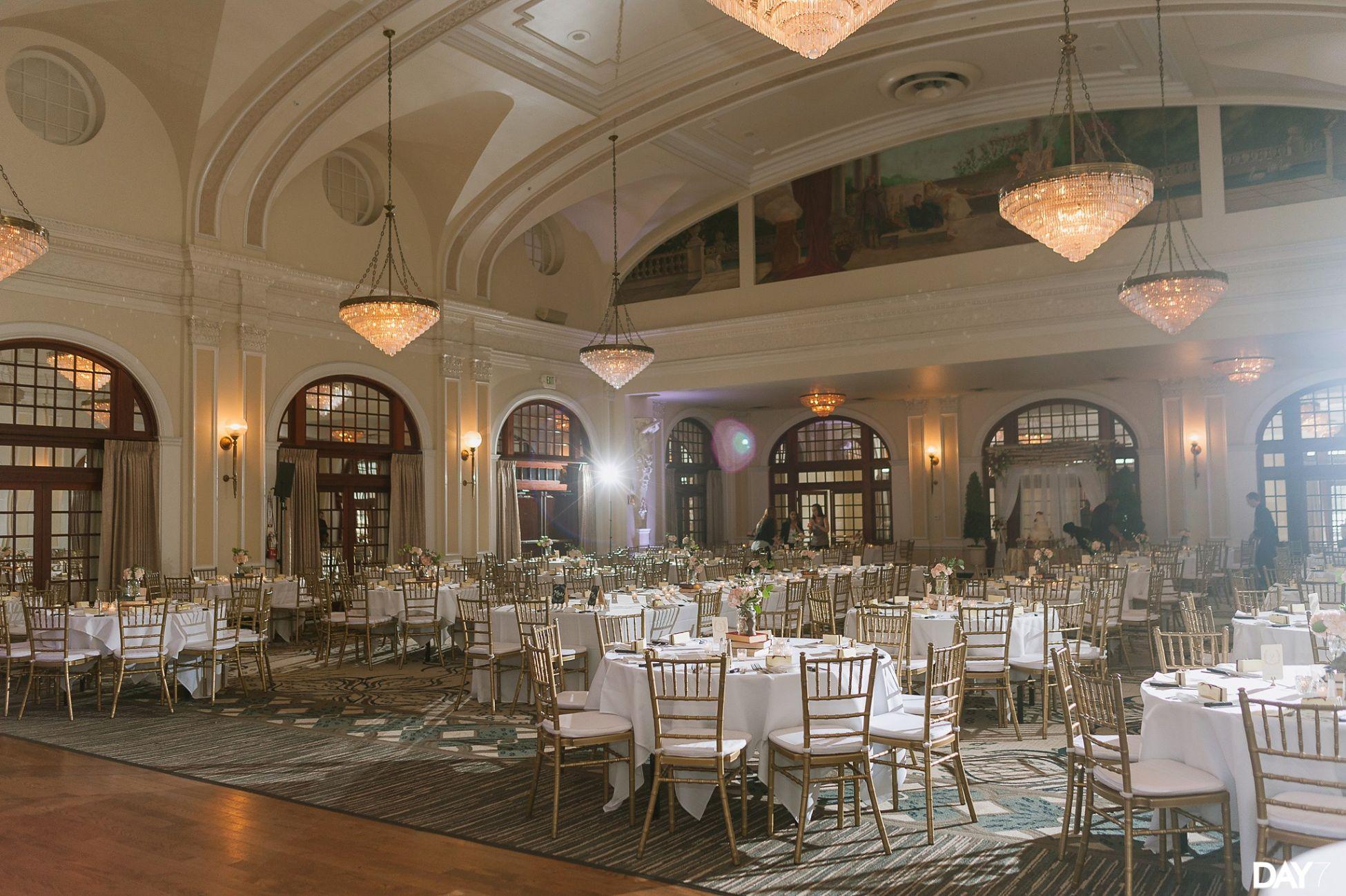 Crystal Ballroom Houston Wedding Photos By Day 7