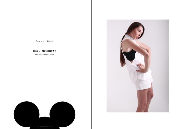 "Resort Summer 2015 ""Hey Mickey"""
