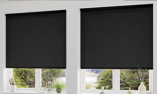 DayBlinds offering Cheap Fully Fitted Roller Blinds in
