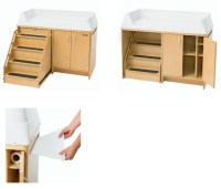 Diaper changing stations and commercial changing tables ...