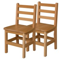 wooden classroom, preschool, daycare chairs