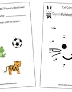 Free preschool worksheets also daycare to print rh daycareworksheets