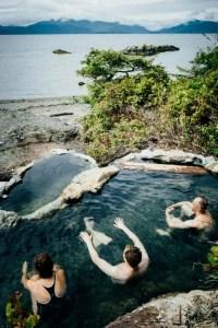 Credit : Destination BC/Owen Perry Description : Hot spring Island in Haida Gwaii