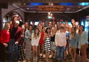 My Joyful group over New Year's 2018