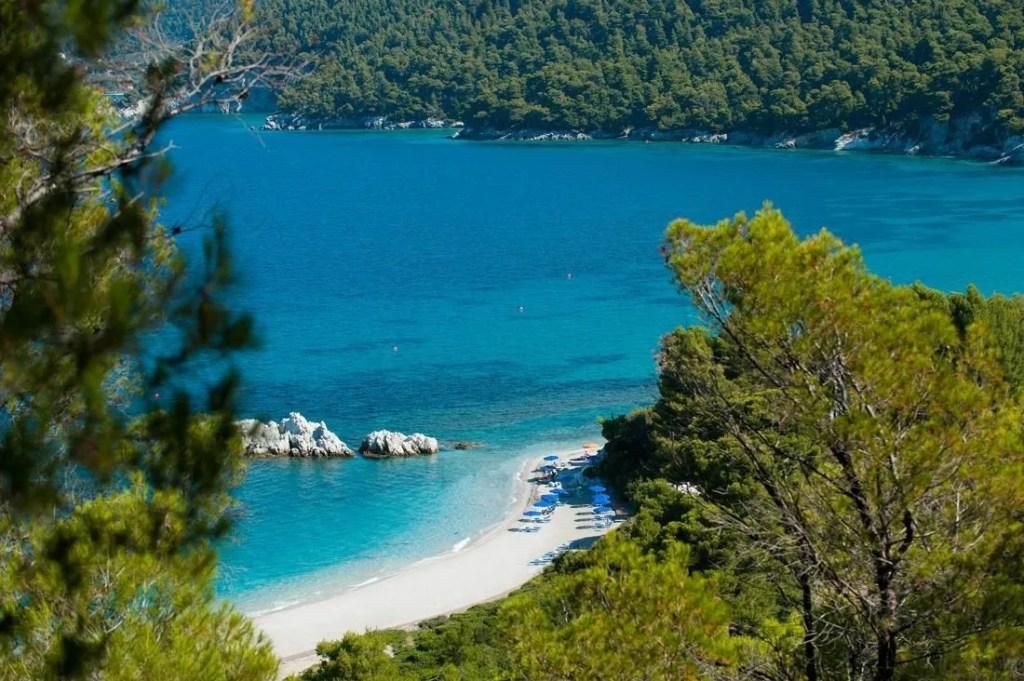 Celebrate Mamma Mia in the Greek Islands