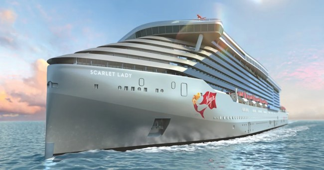 Virgin Voyages Scarlet Lady - Expand Your World in 2020 with These Unique Experiences