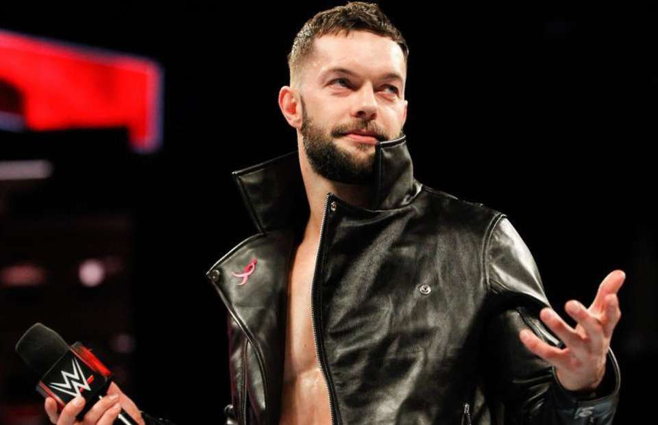 Finn Balor - Request 4