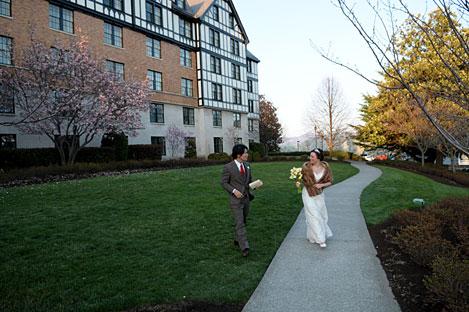 Roanoke Virginia Wedding Photography