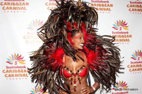 Christiane's Creation, Caribana 2015