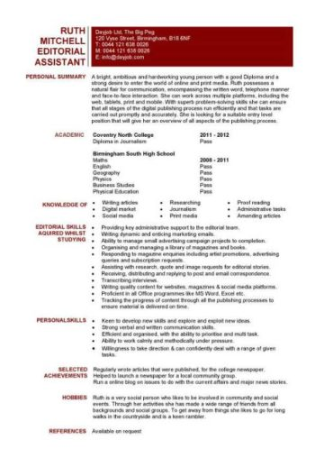 executive assistant skills resume sample