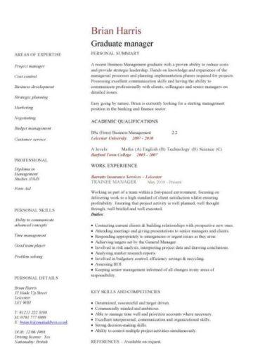 cv marketing analyst design