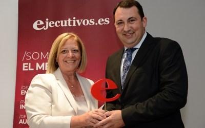 Grupo Dayjo, Premio Ejecutivo Logística Galicia