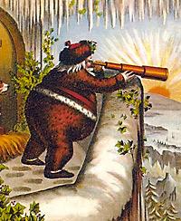 Nash Santa at North Pole