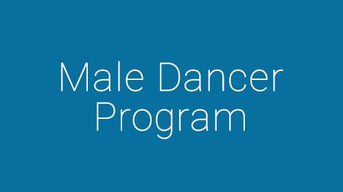 Male Dancer Program