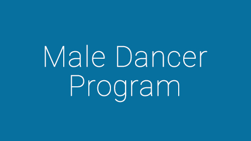 Male Dancer Program