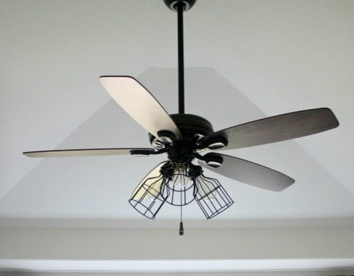 small resolution of  fan installation kit to secure the wires ceiling fan boxes must include bracing that attaches to the ceiling joists to support the greater weight and