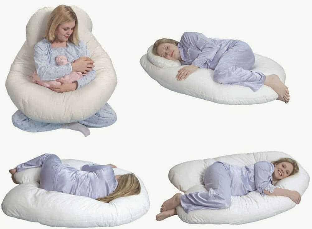 nursing pillow_pregnancy pillow