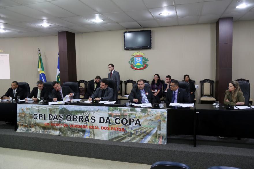 CPI da Copa: Ex-secretária adjunta contrapõe depoimento de Yuri Bastos.