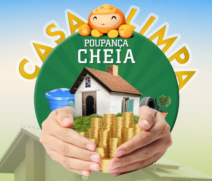Criatividade : Casas sem criadouros da dengue poderão ganhar dinheiro em Diamantino