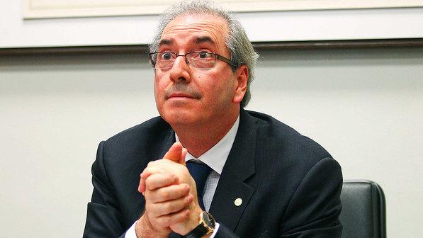 Eduardo Cunha; Tchau Querido!!!