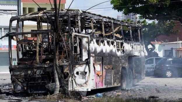 'Perdi tudo': ataques deixam rastro de destruição no Rio Grande do Norte