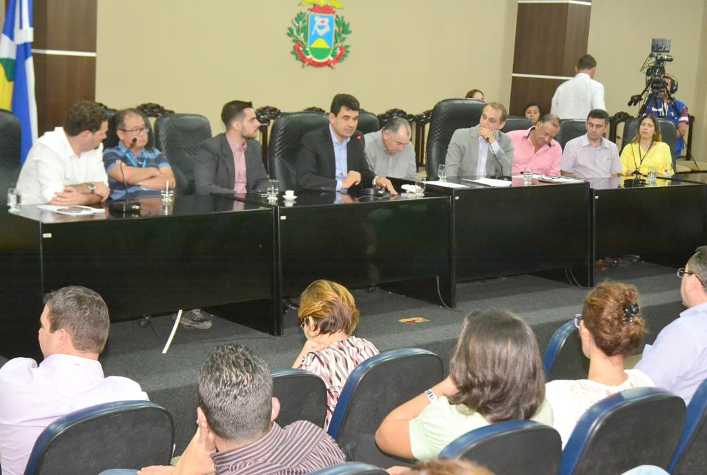 Governo apresenta obras na Guia, Chapada e Trincheira e moradores aprovam