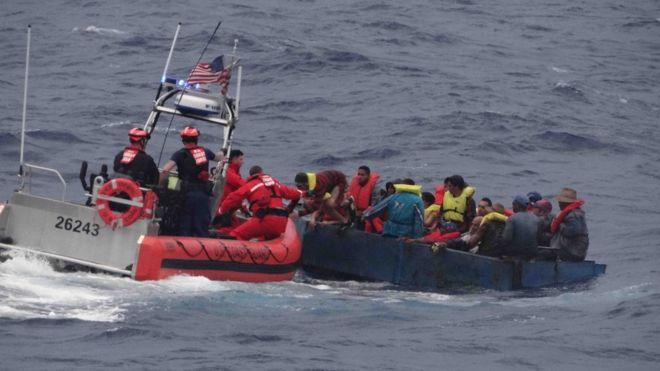Sumiço nas Bahamas expõe novas rotas da migração brasileira aos EUA