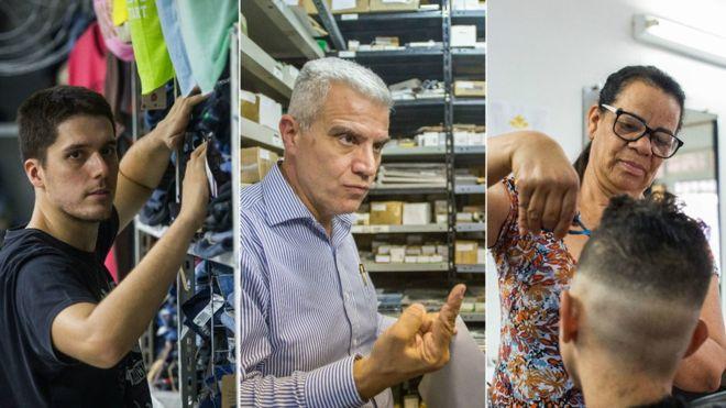 Fábrica vazia, cheque sem fundo e desconto na escova: a luta na economia real para sobreviver