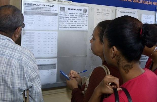 Sine abre 616 vagas de trabalho; confira municípios que apresentam oportunidades
