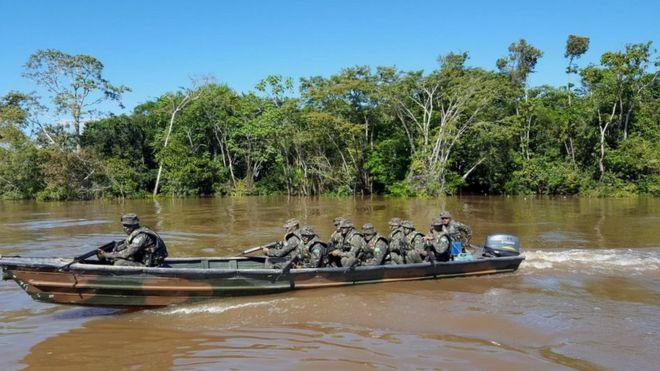 A nova 'fronteira da coca': como drogas e armas entram livremente pela Amazônia