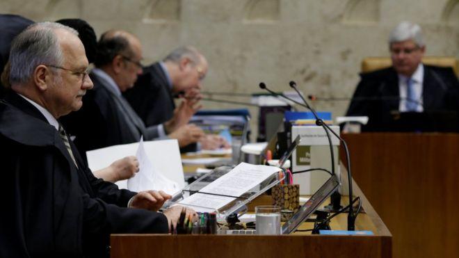 Com lentidão do Judiciário, nomes da lista de Fachin podem ser julgados primeiro nas urnas