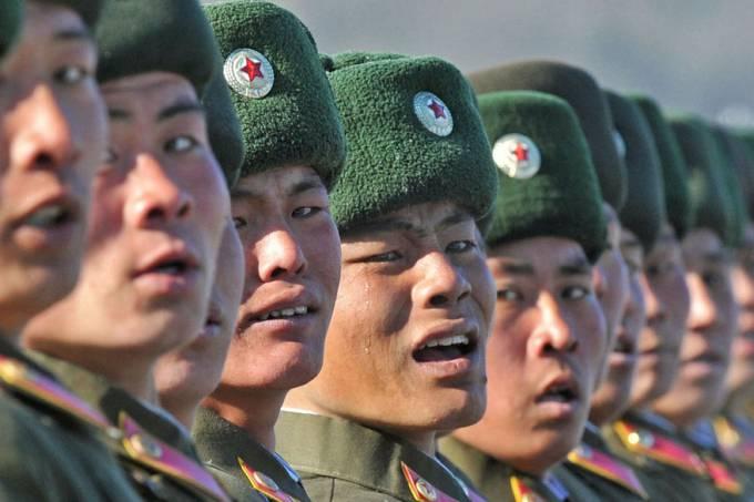 Coreia do Norte diz que está pronta para guerra nuclear